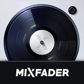 Mixfader dj icon