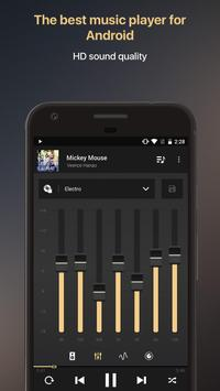 Equalizer music player booster poster