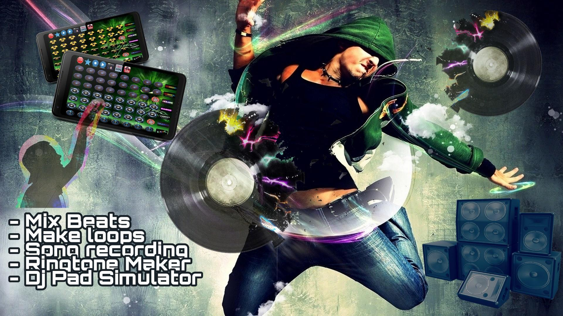 Electro Dj beat mixer for Android - APK Download