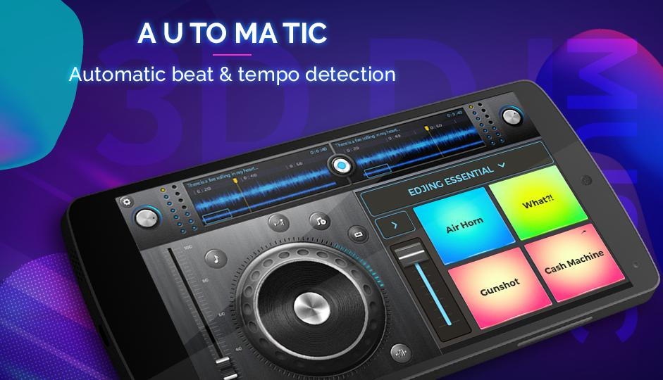 3D DJ Mixer Music Pro 2019 for Android - APK Download