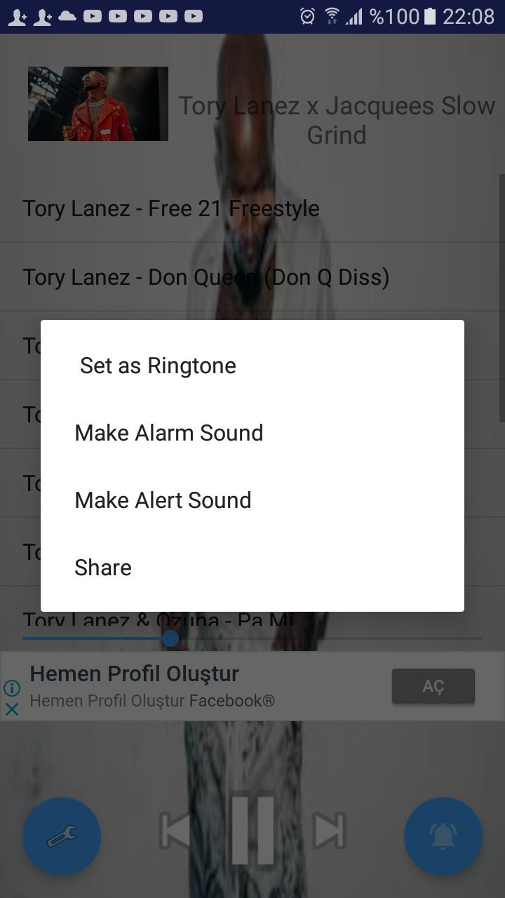 Tory Lanez musics // without internet for Android - APK Download