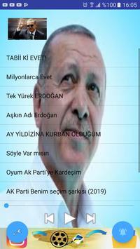 Reis (ak parti marşları 2019) internetsiz zil sesi poster