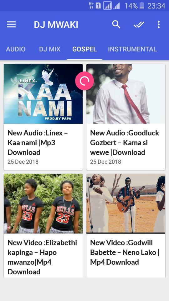 Gospel Instrumentals Mp3 Download