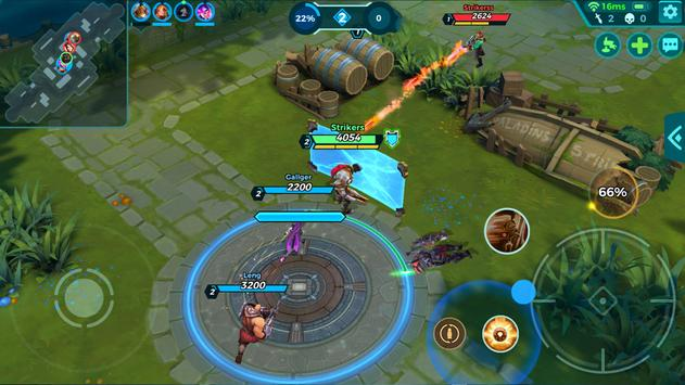 Paladins Strike screenshot 11