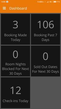 7 Schermata DJUBO - Hotel Management App