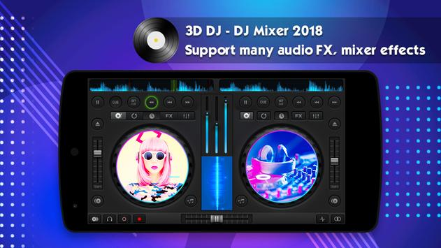 3D DJ – Music Mixer with Virtual DJ for Android - APK Download