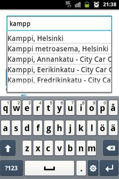 PysaDroid screenshot 1