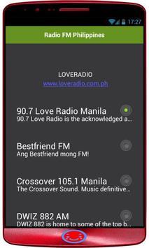 Radio FM Philippines Affiche