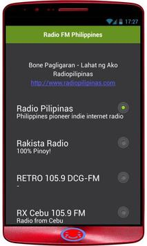 Radio FM Philippines screenshot 1