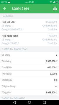 Phần mềm quản lý bán hàng Sapo screenshot 4