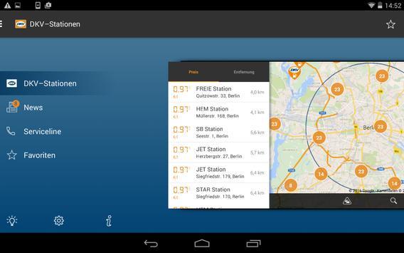 DKV captura de pantalla 10