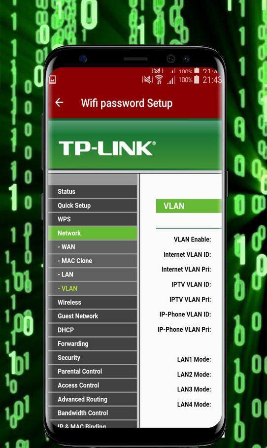 Wifi password viewer - show wifi password for Android - APK