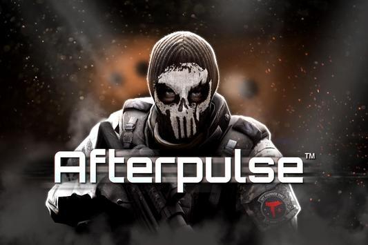 Afterpulse poster