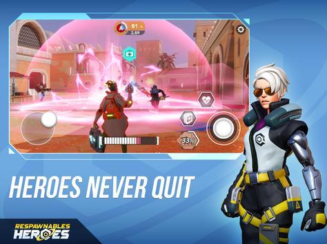 Respawnables Heroes screenshot 5