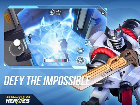 Respawnables Heroes screenshot 8