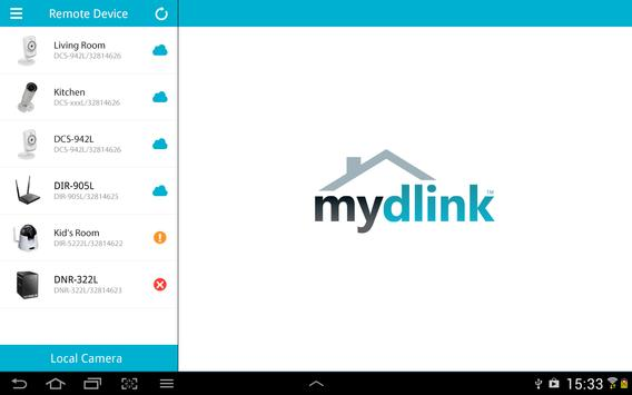 mydlink Lite screenshot 13