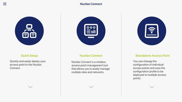 Nuclias Connect screenshot 5