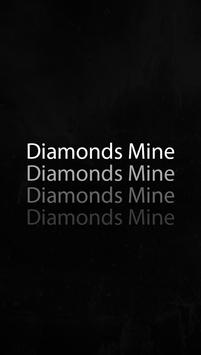 Diamonds Mine poster