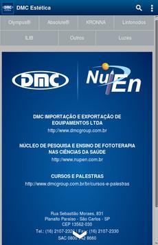 DMC Estética screenshot 1