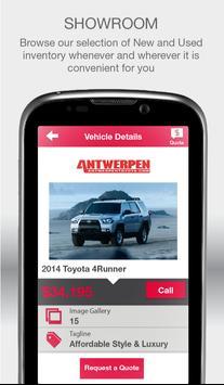 Antwerpen Toyota screenshot 1