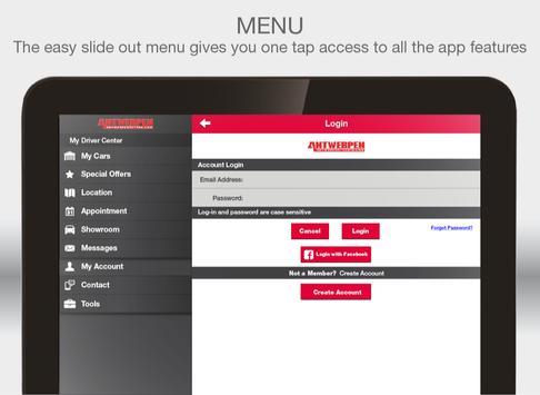 Antwerpen Toyota screenshot 4
