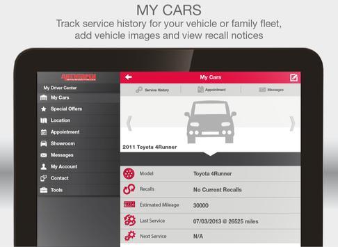 Antwerpen Toyota screenshot 5