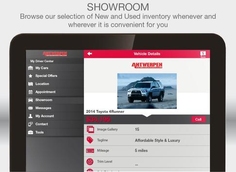 Antwerpen Toyota screenshot 6