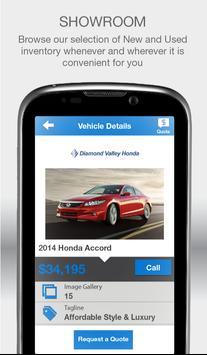 Diamond Valley Honda screenshot 2