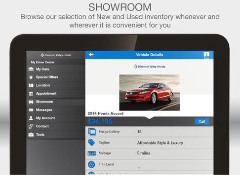 Diamond Valley Honda screenshot 7