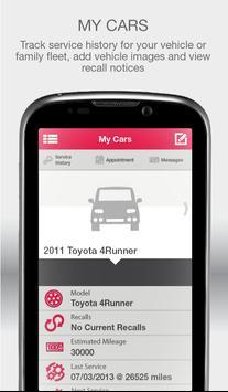 Modern Toyota of Boone screenshot 1