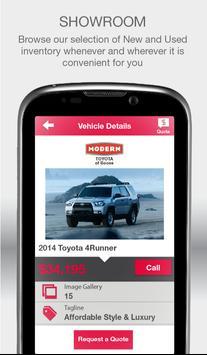 Modern Toyota of Boone screenshot 2