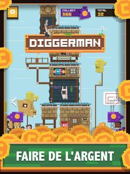 Diggerman capture d'écran 18