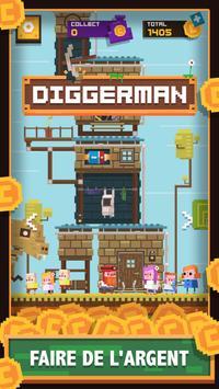 Diggerman capture d'écran 4