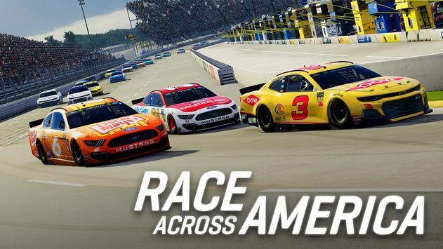 NASCAR Heat 海報