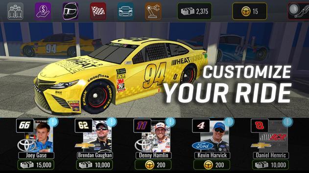 NASCAR Heat 截圖 1