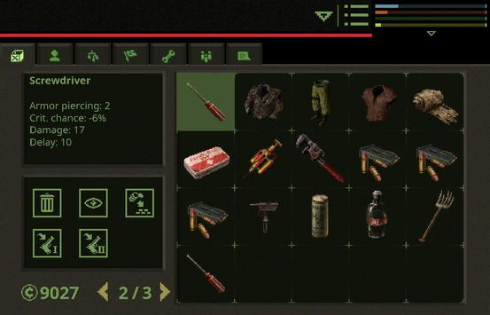 Omega Vanitas screenshot 4