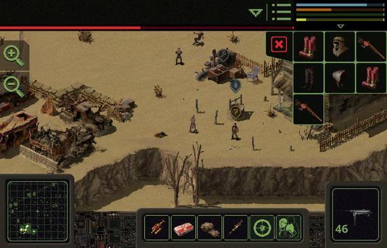 Omega Vanitas screenshot 2