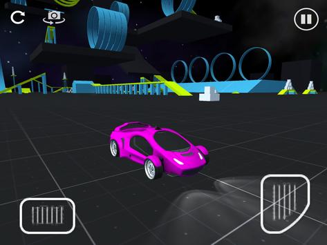 Extreme Stunt Car Driving Sim screenshot 4
