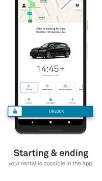 DriveNow screenshot 3