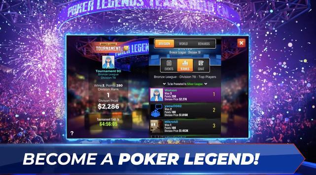 Poker Legends screenshot 4