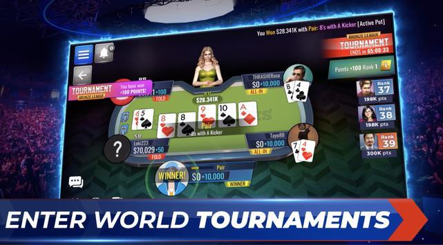 Poker Legends screenshot 1