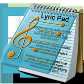 Lyric Pad icon