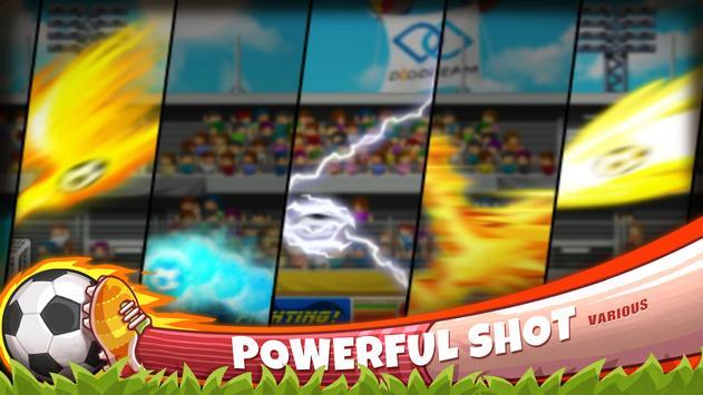 Head Soccer تصوير الشاشة 2