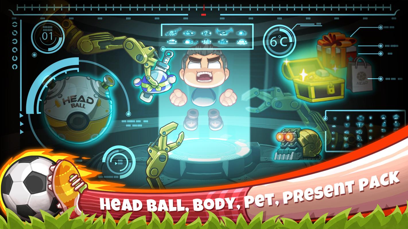 Head soccer: one to one apk download free sports game for.