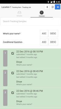 DNK Infra Survey screenshot 1