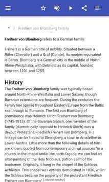 Baron families screenshot 1