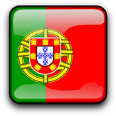 Cities in Portugal icon