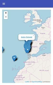 Cities in Portugal screenshot 13