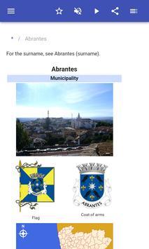 Cities in Portugal screenshot 1