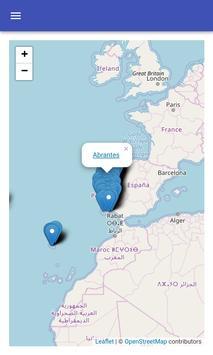 Cities in Portugal screenshot 3
